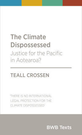 The Climate Dispossessed's cover