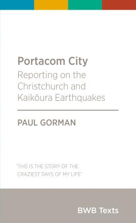 Portacom City's cover