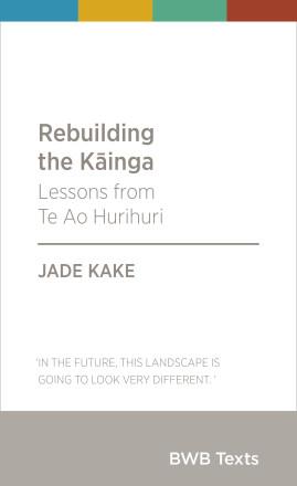 Rebuilding the Kāinga's cover