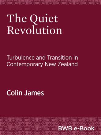 The Quiet Revolution's cover