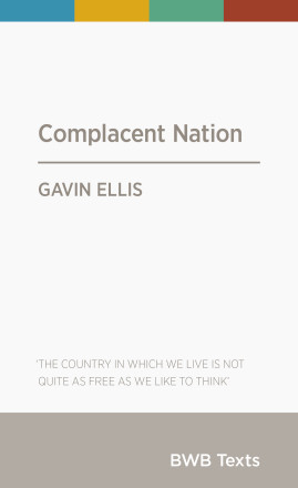 Complacent Nation's cover
