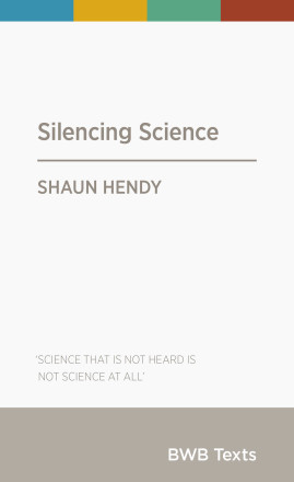 Silencing Science's cover
