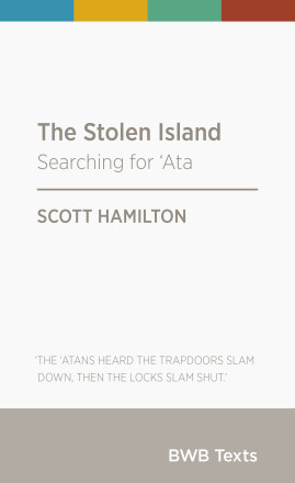 The Stolen Island's cover