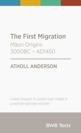 The First Migration's cover