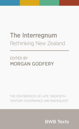 The Interregnum's cover