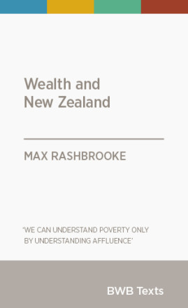 Wealth and New Zealand's cover
