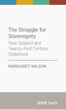 The Struggle for Sovereignty's cover