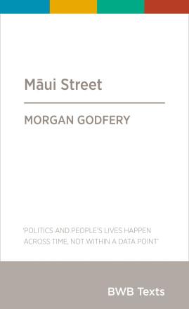 Māui Street's cover