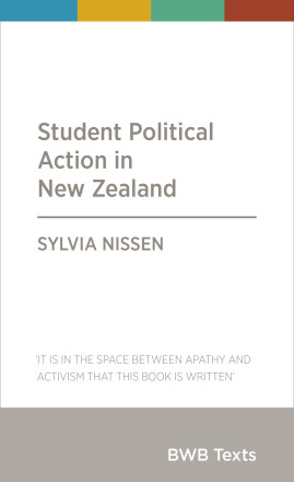 Student Political Action in New Zealand's cover
