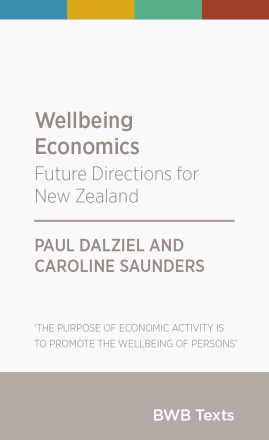 Wellbeing Economics's cover