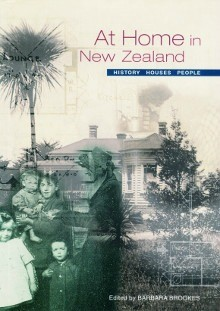 At Home in New Zealand's cover