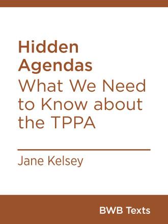 Hidden Agendas's cover