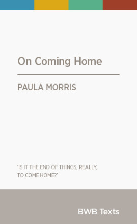 On Coming Home's cover