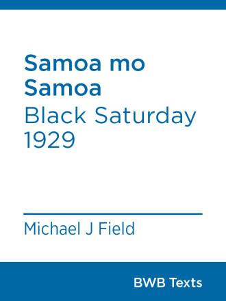 Samoa mo Samoa's cover