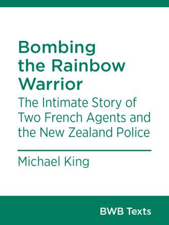 Bombing the Rainbow Warrior's cover