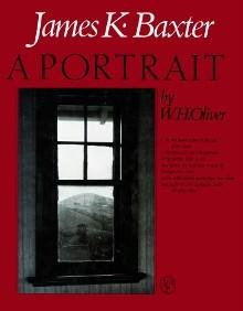 James K. Baxter's cover