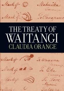 The Treaty of Waitangi's cover